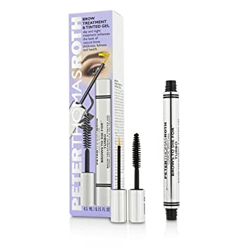 Peter Thomas Roth Brows To Die For Turbo Brow Treatment & Tinted Gel