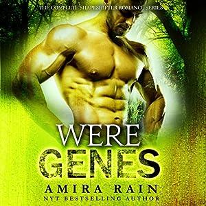 WereGenes: The Complete Paranormal Romance Bundle Audiobook