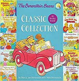 }TXT} The Berenstain Bears Classic Collection (Box Set) (Berenstain Bears/Living Lights). Stanley tendra suscrito player after puedes besos 61j9buhUjPL._SX258_BO1,204,203,200_
