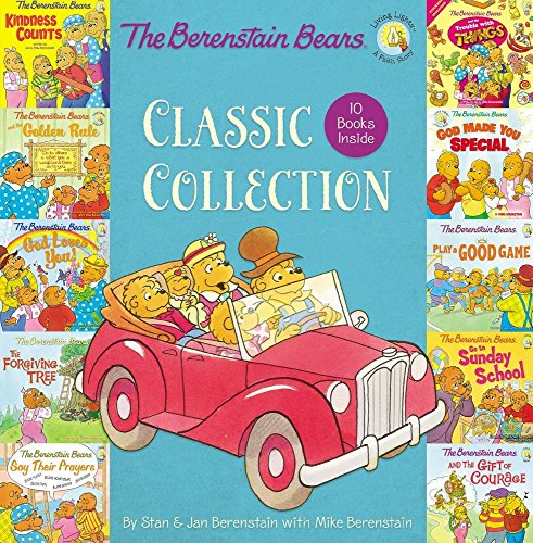 Price comparison product image The Berenstain Bears Classic Collection (Box Set) (Berenstain Bears/Living Lights)