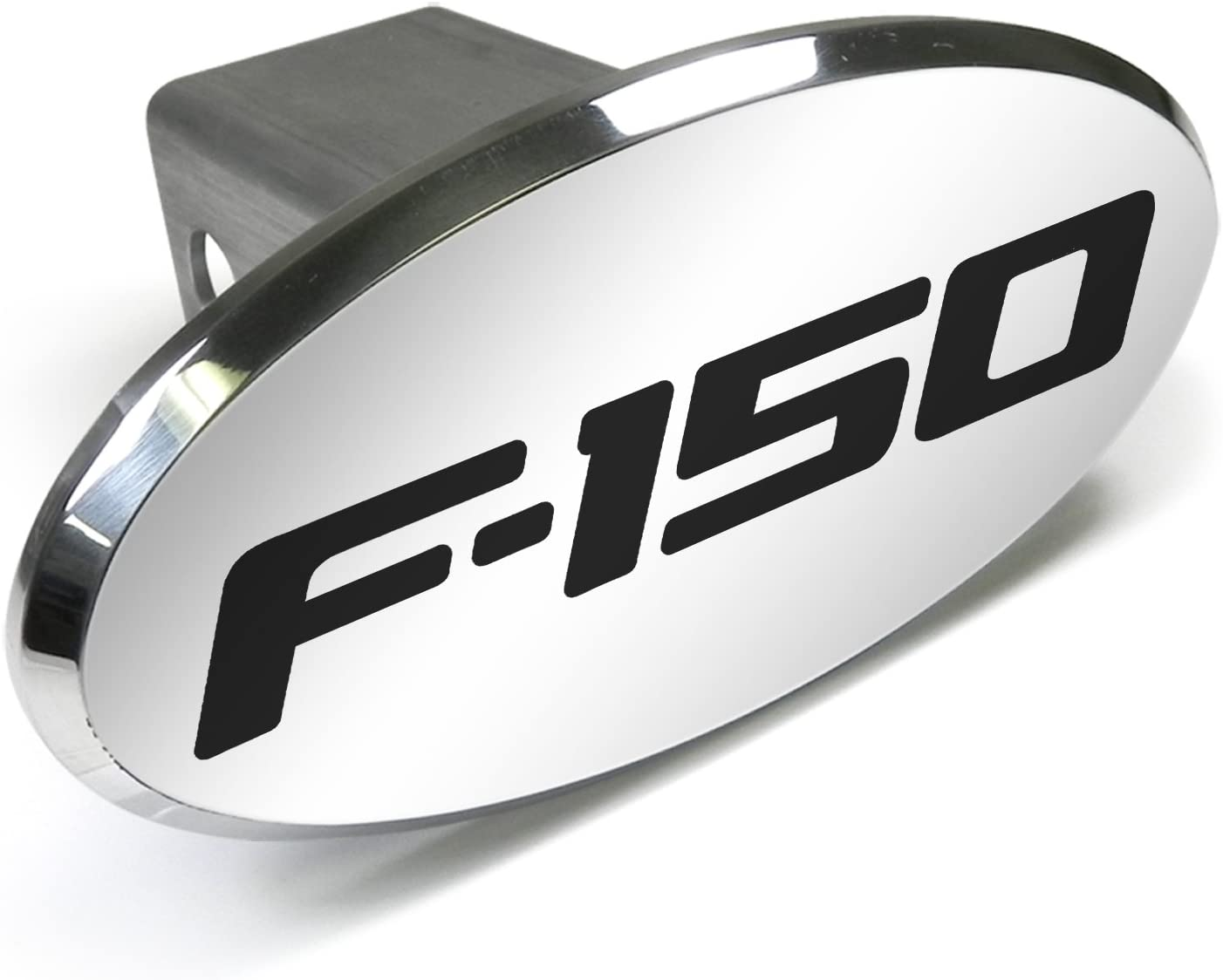 Ford F-150 Oval Aluminum Tow Hitch Cover