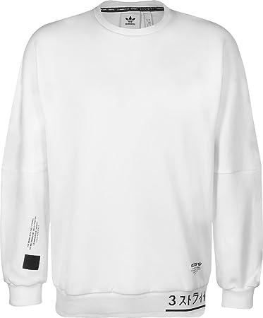 hoodie weiß herren adidas