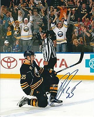 Autographed Rasmus Ristolainen 8x10 Buffalo Sabres Photo
