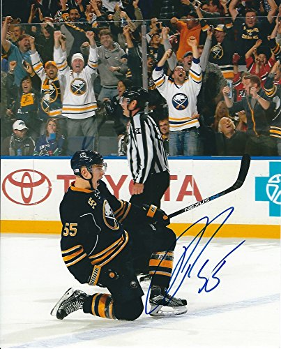 Autographed Rasmus Ristolainen 8x10 Buffalo Sabres (Autographed Signed 8x10 Photo Sabres)