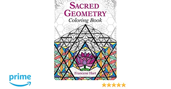 Amazon.com: Sacred Geometry Coloring Book (9781620556528 ...