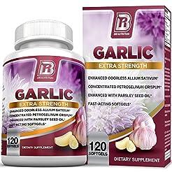 BRI Nutrition Odorless Garlic - 120 Soft...