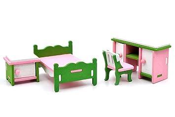 Mobili Per Casa Delle Bambole : Goki mobili per casa delle bambole camera di bambini zoneperco