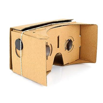5f26fdf7895 Amazon.com  Google Cardboard Valencia Quality 3D VR Virtual Reality ...