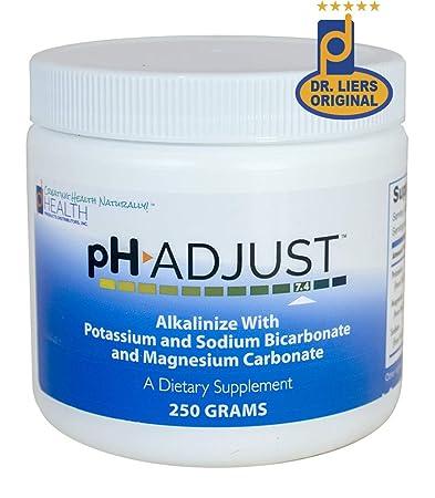 pH Adjust Alkalinizing Formula | Alkalinize with Potassium and Sodium  Bicarbonate and