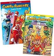 Coleção Combo Rangers Herois + Somos Humanos - Caixa