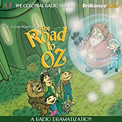 The Road to Oz (Oz Series #5)