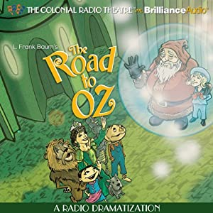 The Road to Oz (Oz Series #5) Radio/TV Program
