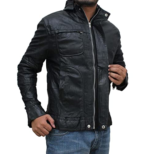 Real Jacket Cruise 5 Tom Leather Rogue Mission Impossible Nation xqYwBOwF