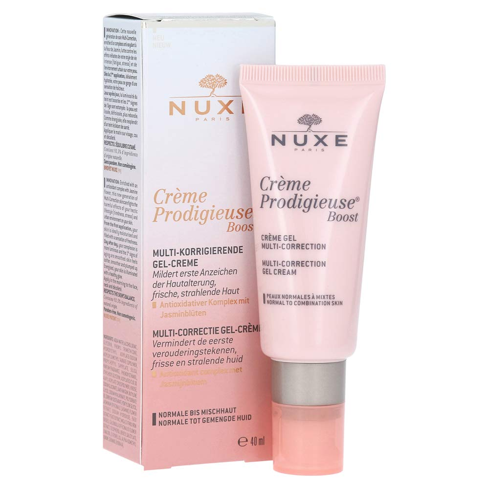 Nuxe Crema Prodigieuse Boost Gel Crema multi-correction 50 ml