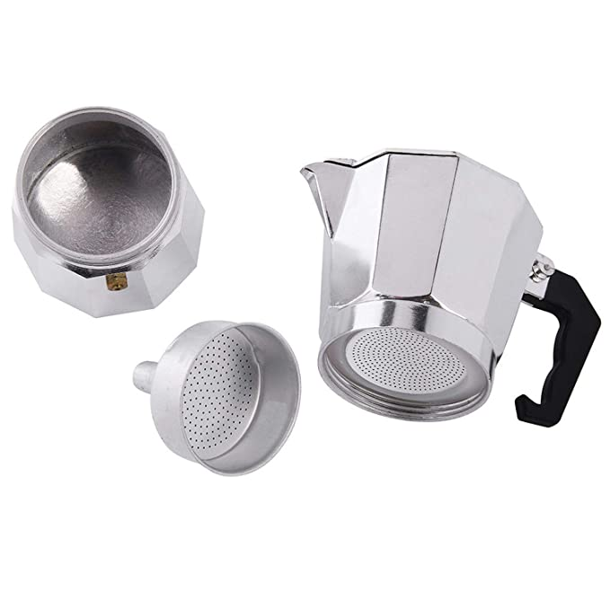 Amazon.com: Wind Song 1/2/3/6/9/12cup Stovetop Moka Coffee ...