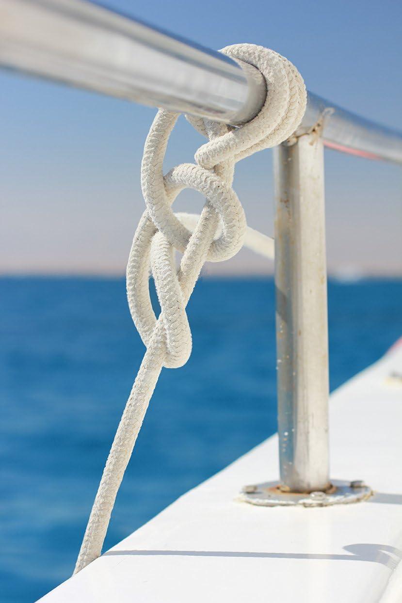 Double Braided Premium Nylon Dock Line