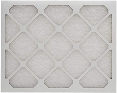 """MERV 6, 6 Pack of 12/"""" x 24/"""" x 1/"""" Disposable Polyester Furnace Air Filter"""