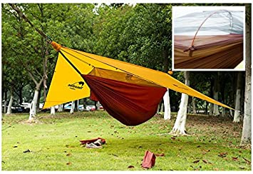 hammock tent and ultra light sleep system only 1042 grams 2 3 lb hmw78gt orange amazon    hammock tent and ultra light sleep system only 1042      rh   amazon