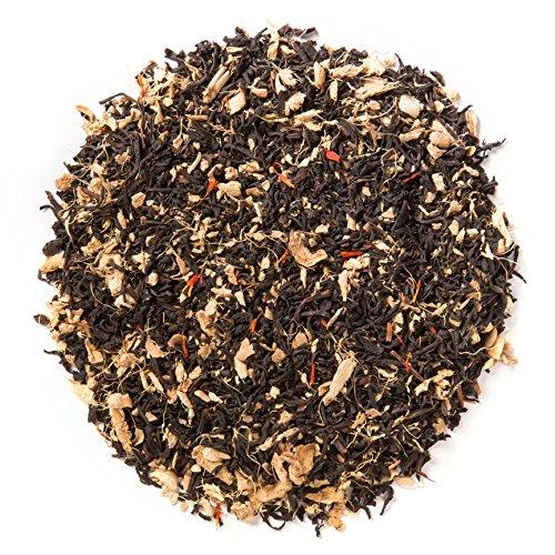 Davidson's Tea Ginger Peach, Bulk Tea, 16 Ounce