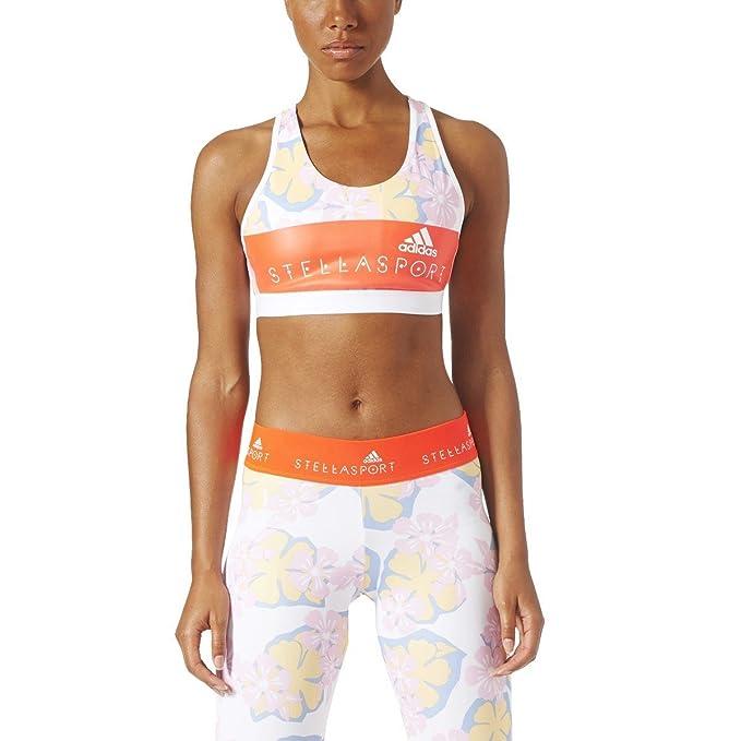 adidas Performance - Sujetador Deportivo - para Mujer: Amazon.es ...