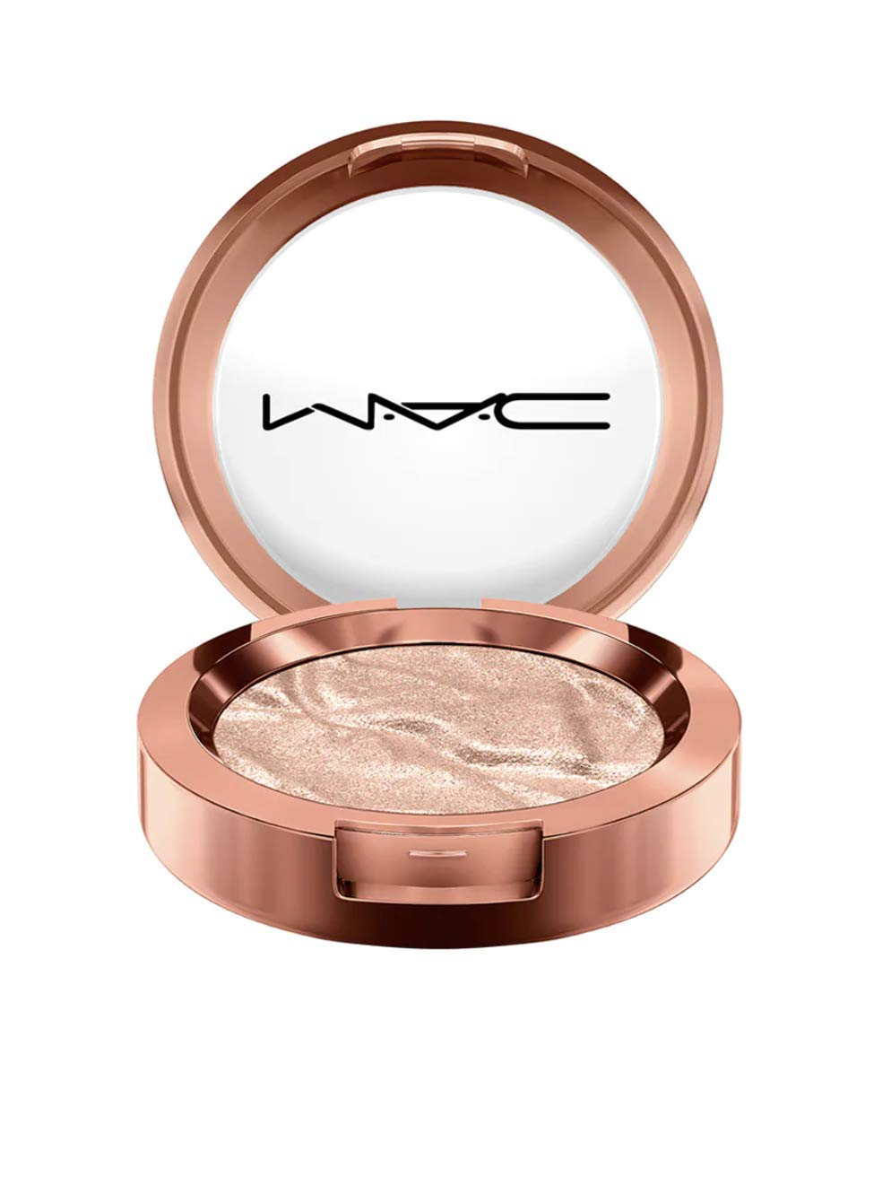 MAC WHITE HAUTE EYESHADOW! Bronzer Collection Foiled Eyeshadow New in Box Limited Edition