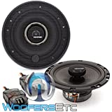 Memphis Audio 15-MCX60 MClass Series 6-3/4 2-way car speakers