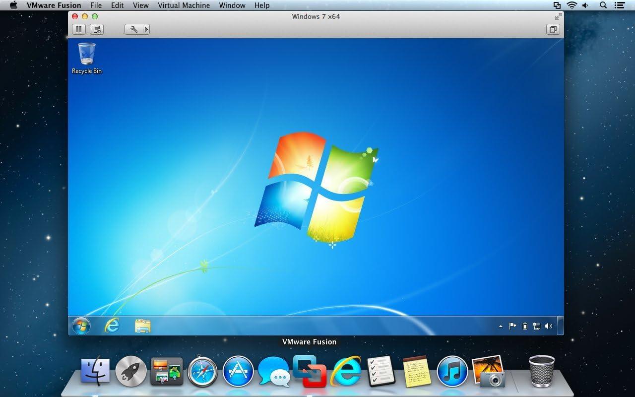 Vmware fusion macbook air