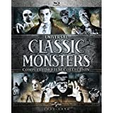 Universal Classic Monsters: Complete 30-Film Collection
