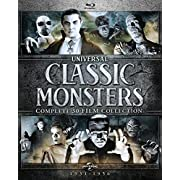 Amazon #DealOfTheDay: Save on Classic Monsters: Complete 30-Film Collection