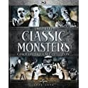 Universal Classic Monsters: Complete 30-Film Collection Blu-ray