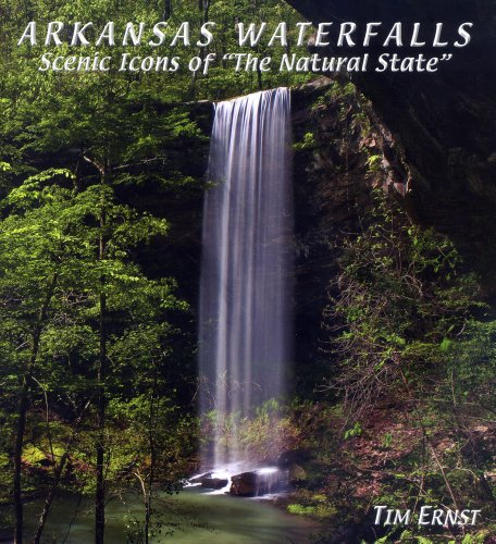 Fall Icon - Arkansas Waterfalls: Scenic Icons of