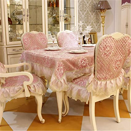 Amazon Com Zghafbes Top Grade Fashion Dining Table Cloth Chair