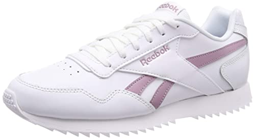 Reebok Women s Royal Glide Ripple Fitness Shoes Multicolour (White Infused  Lilac 000) 4.5 f15a69a37