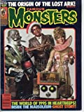 Famous Monsters of Filmland 181 HEARTBLEEPS Raiders of The Lost Ark TIME BANDITS Mausoleum GHOST STORY March 1982 C
