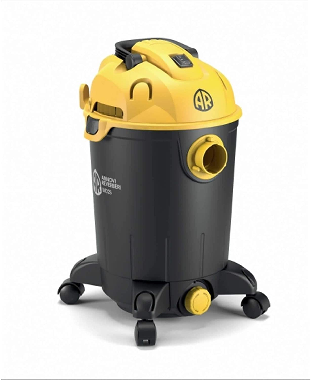 Annovi Reverberi - Aspirador para líquidos y polvos (1200 W, 25 L ...