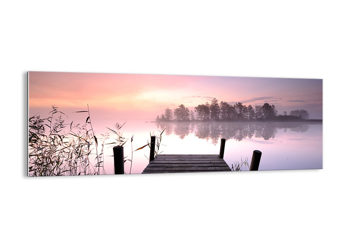 Glass Picture - Glass Print - 1 part - Width: 90cm, Height: 30cm (Width 35,4, Height 11,8) - photo no. 2593 - Ready to Hang - wall art print - Picture on glass - Image printed on glass - art on glass - Art print Images - GAB90x30-2593 4 ARTTOR