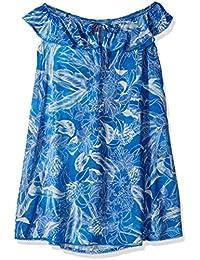 Maaji Big Girls Short Dress, Blue, 16