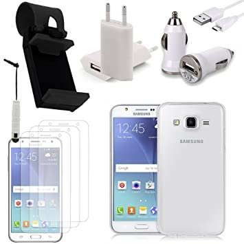 Samsung Galaxy-J500F: J5 SM-Funda con soporte ajustable para ...