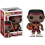 Amazon.com : Funko Pop! Basketball Lebron James Purple ...