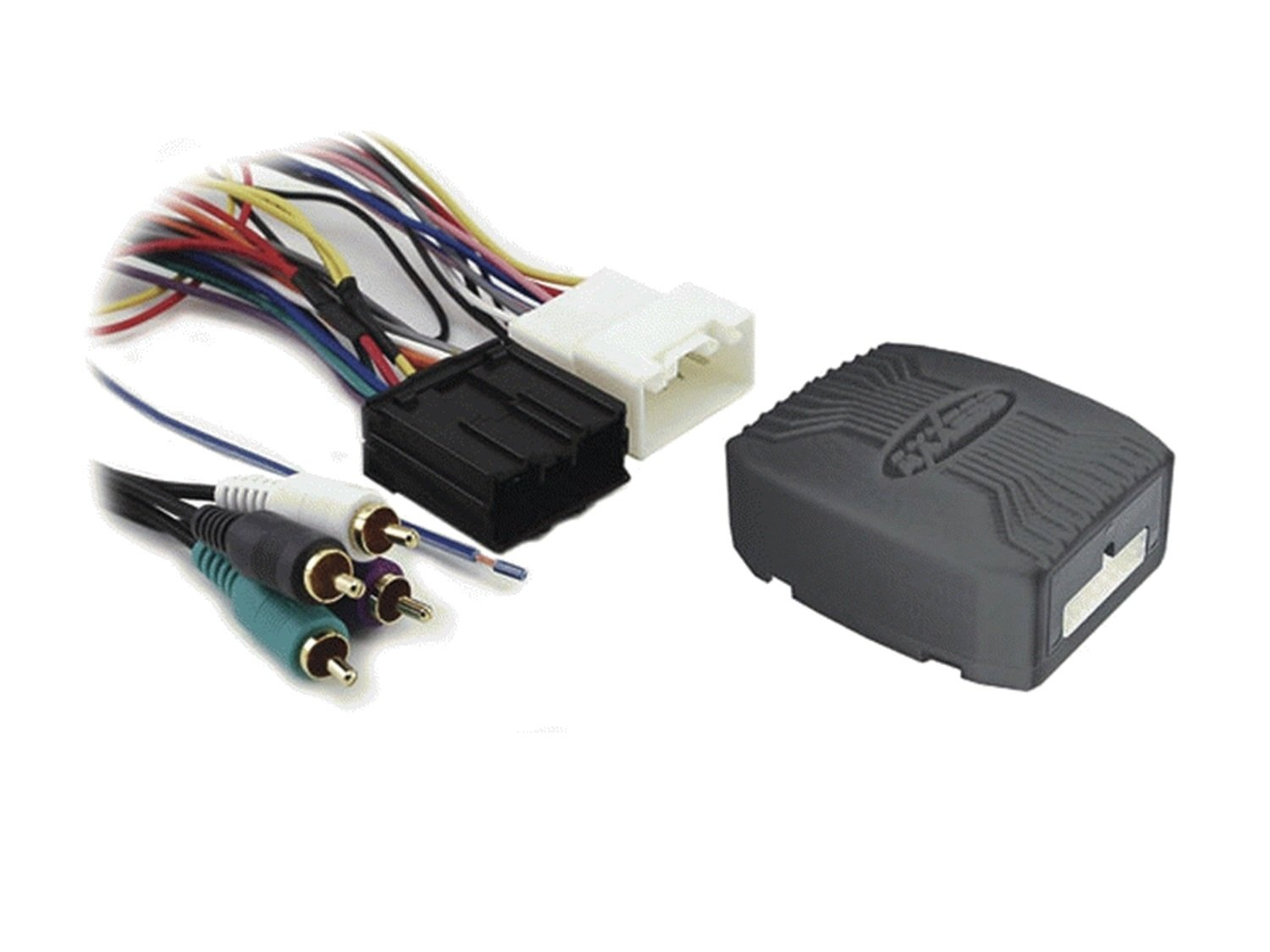 61j9vDGkXxL._SL1500_ amazon com axxess mito 01 amplifier interface harness for select pioneer to mitsubishi wiring harness at soozxer.org