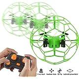 Dazhong 2.4GHZ 4CH 6-Axis giroscopio sfera RC Quadcopter Drone con la modalità senza testa e un tasto di ritorno