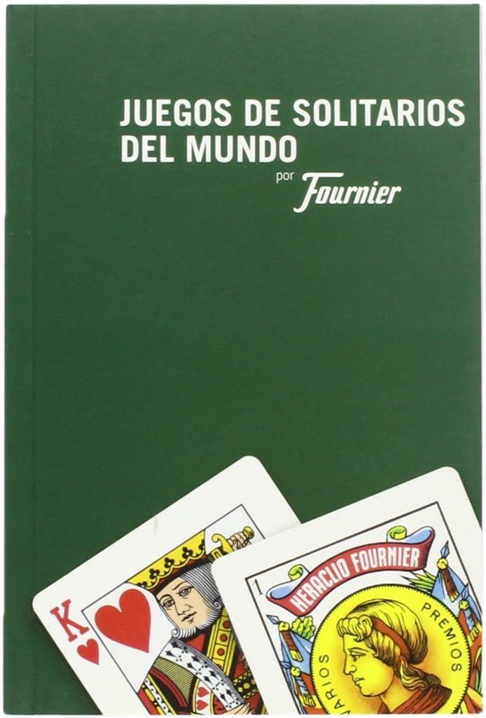 Fournier - Libro Solitarios del Mundo (F38764): Amazon.es: Juguetes y juegos