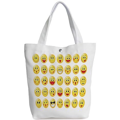 058dce4695 Amazon.com  iPrint Canvas Shopping bag