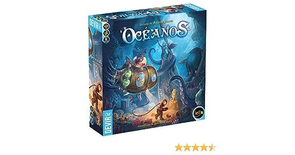 Devir- Juego océanos, Miscelanea (: Amazon.es: Juguetes y juegos