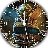 Star Wars Yoda Borderless Frameless Wall Clock E416 Nice For Decor Or Gifts
