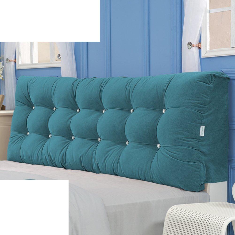 letto soft pack/copertura della testiera del tessuto/ cuscino tatami/cuscino doppio/cuscino schienale grande/cuscino-A 120x58x15cm(47x23x6) PSIDEGCBSD