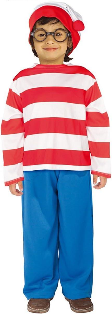 Rubies - Disfraz de Wally infantil, talla L: Amazon.es: Juguetes ...