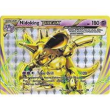 Pokemon TCG Evolutions XY12 Single: Nidoking BREAK 46/108 BREAK Rare