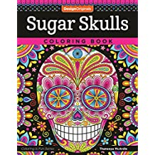 Sugar Skulls Coloring Book Is Fun Design Originals