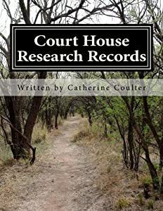 Court House  Research Records: A Family Tree Research Workbook (A Family Research Workbook)